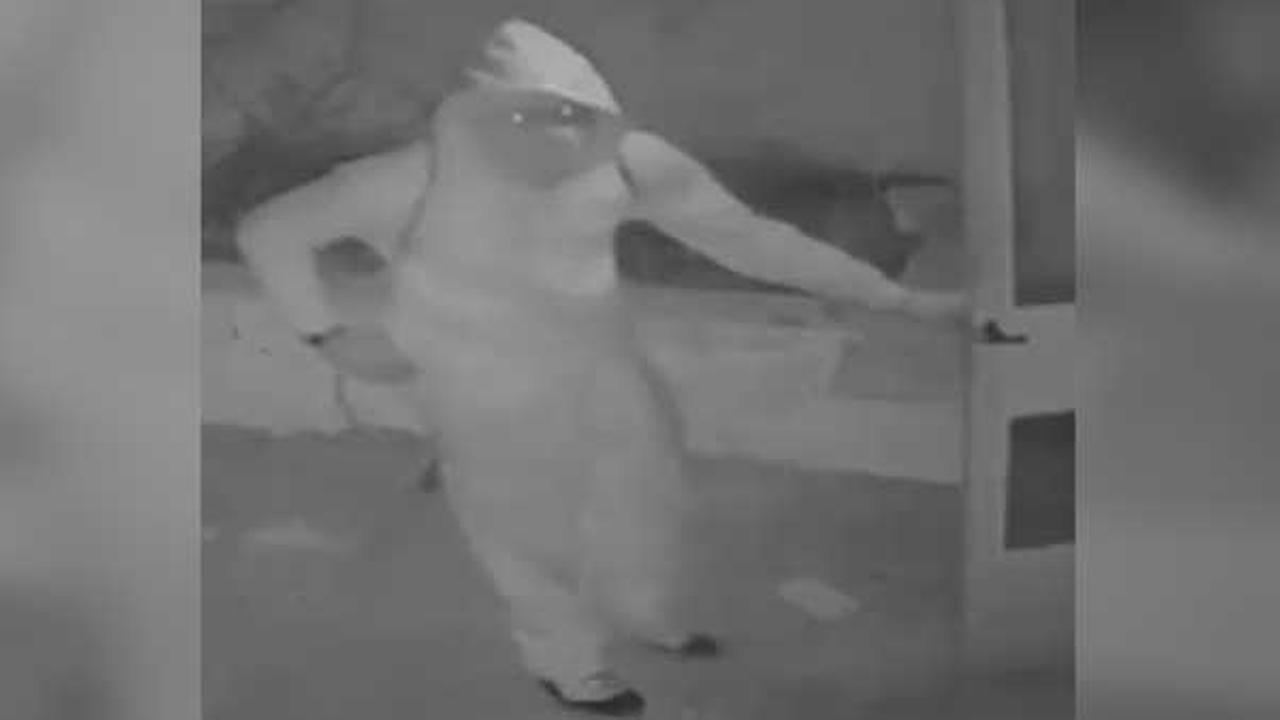 Police are searching for a suspect wanted in connection with at least 3 burglaries in South Philadelphia.