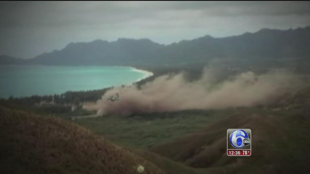 VIDEO: Military plane crash