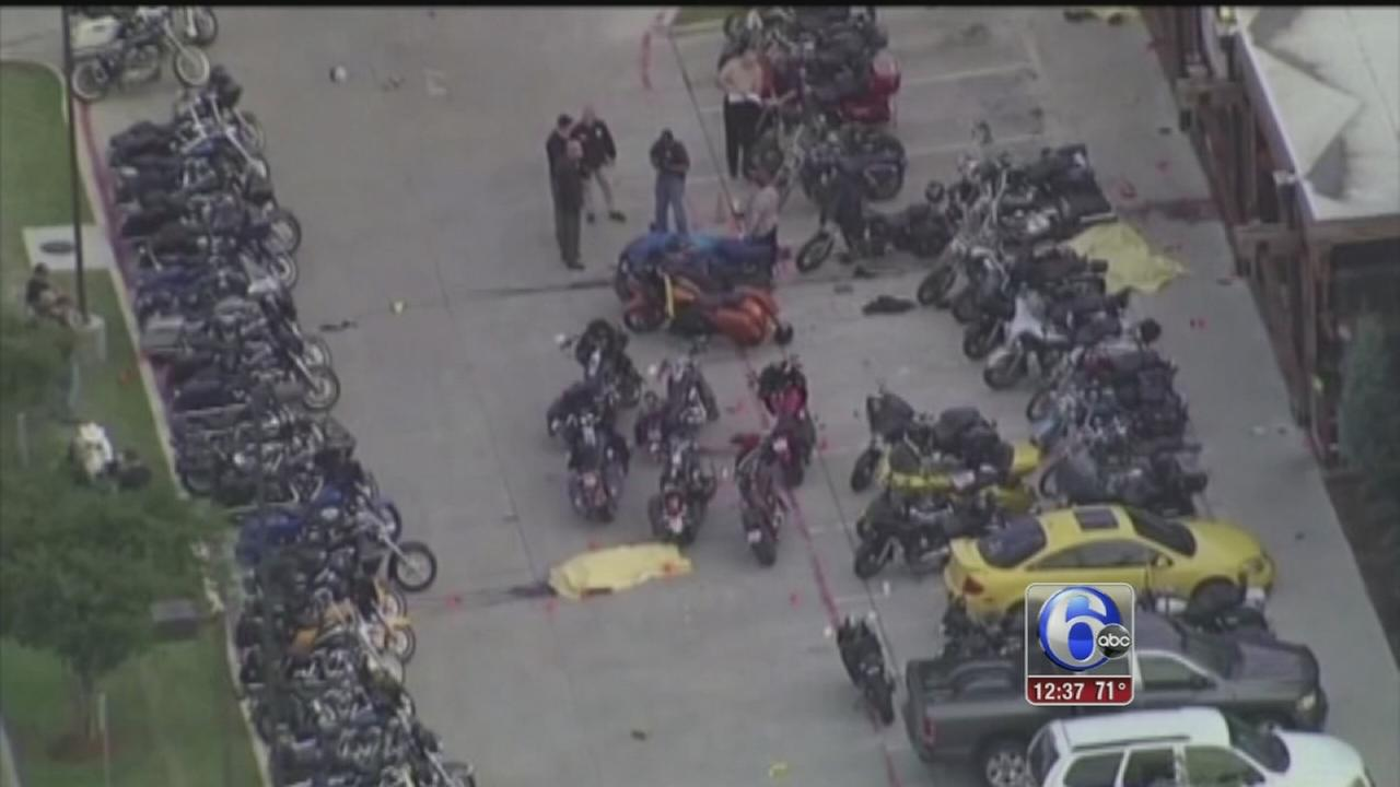 VIDEO: Waco biker gang shootout