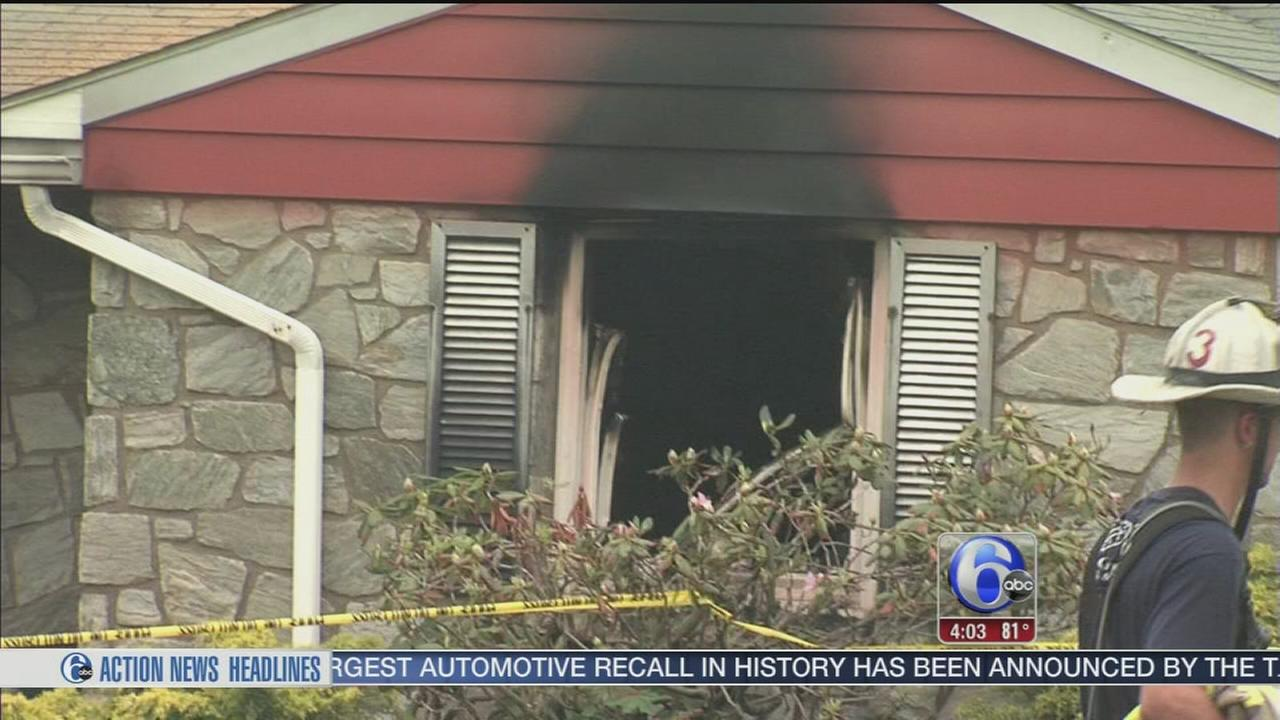 VIDEO: Fatal fire in Honey Brook