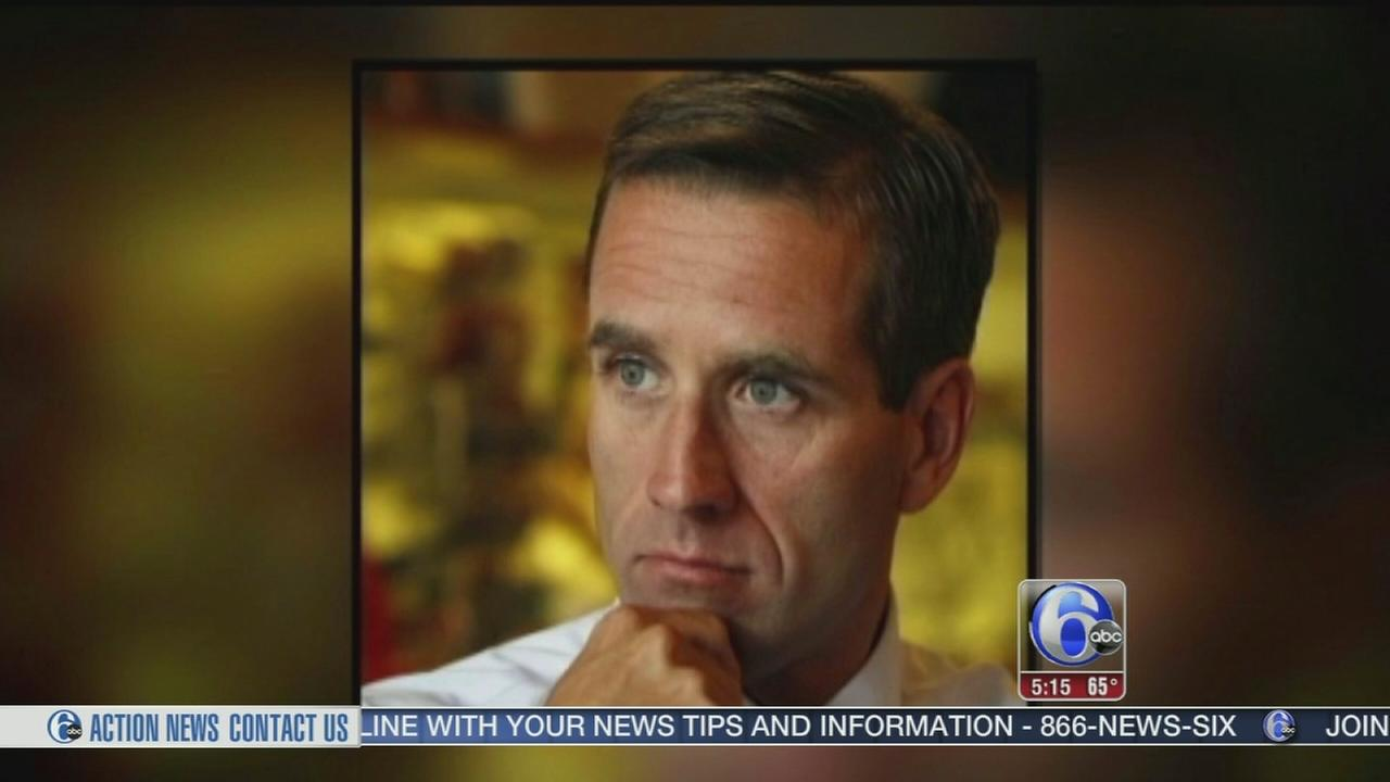 VIDEO: Beau Biden hospitalized