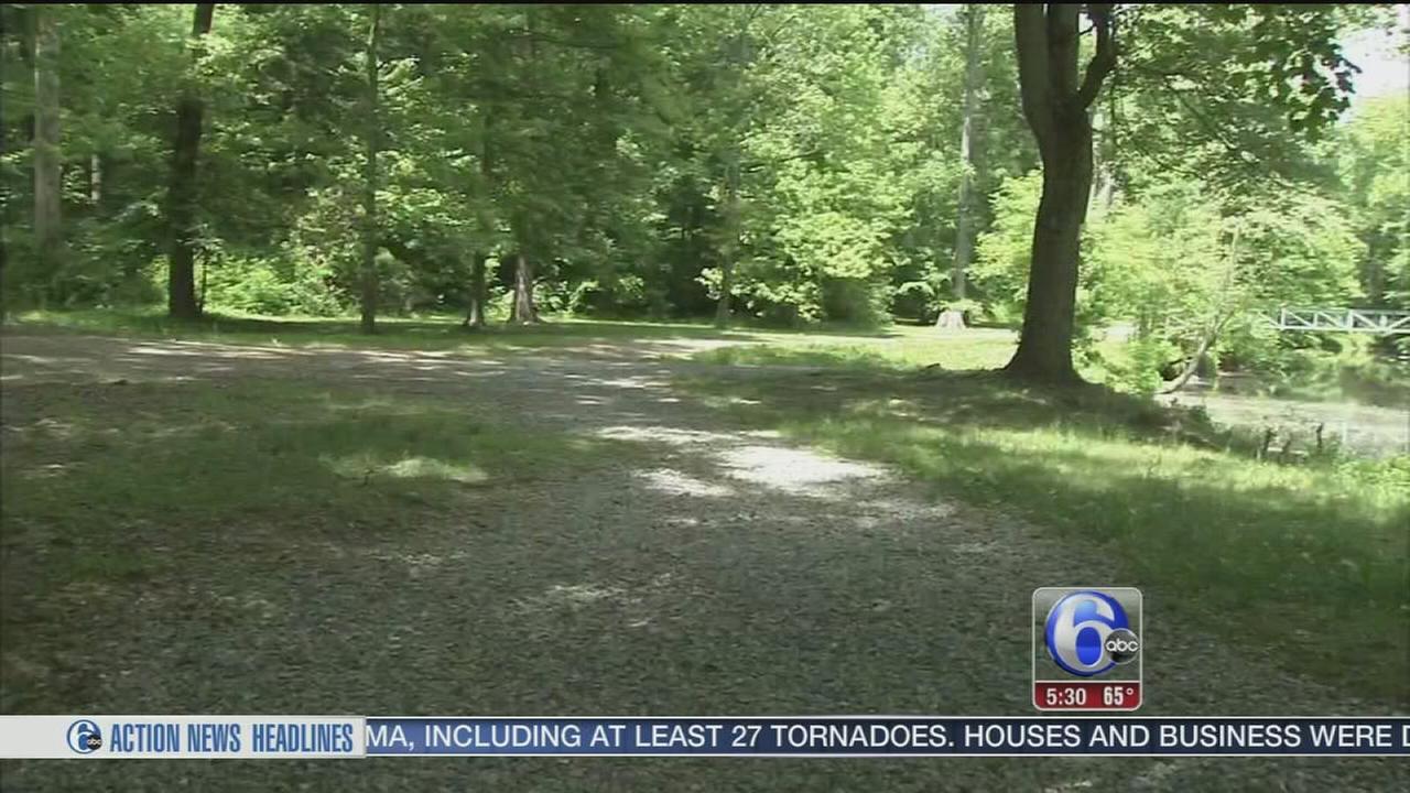 VIDEO: Female jogger grabbed in Newark park