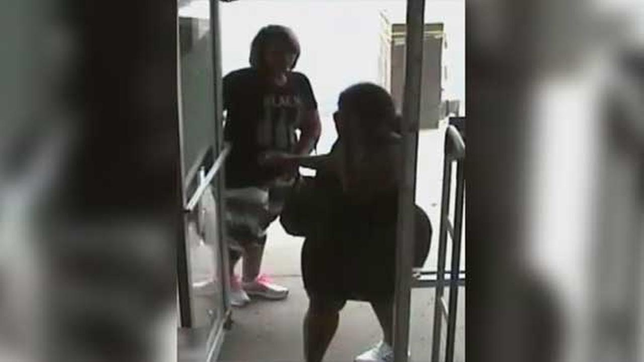 Suspects sought in beauty store robbery in Pennsport.