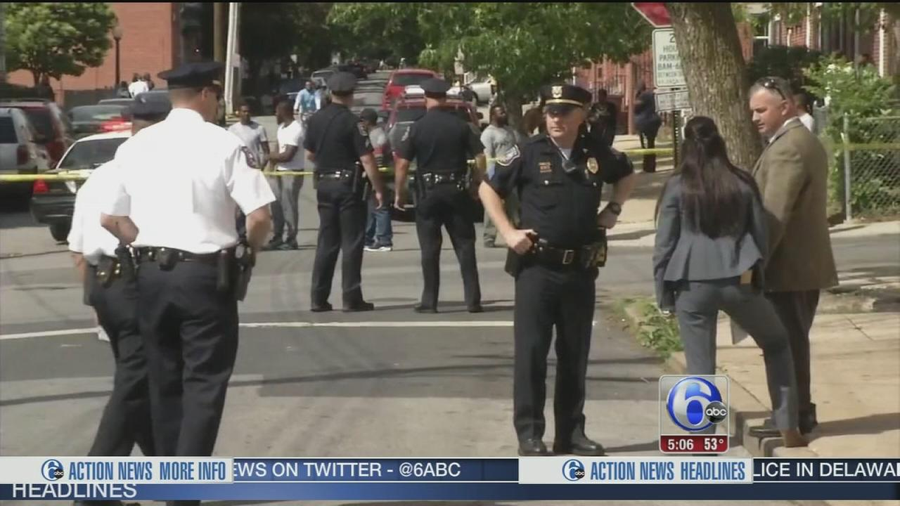VICTIMS: Cousins shot in 2 Wilmington shootings