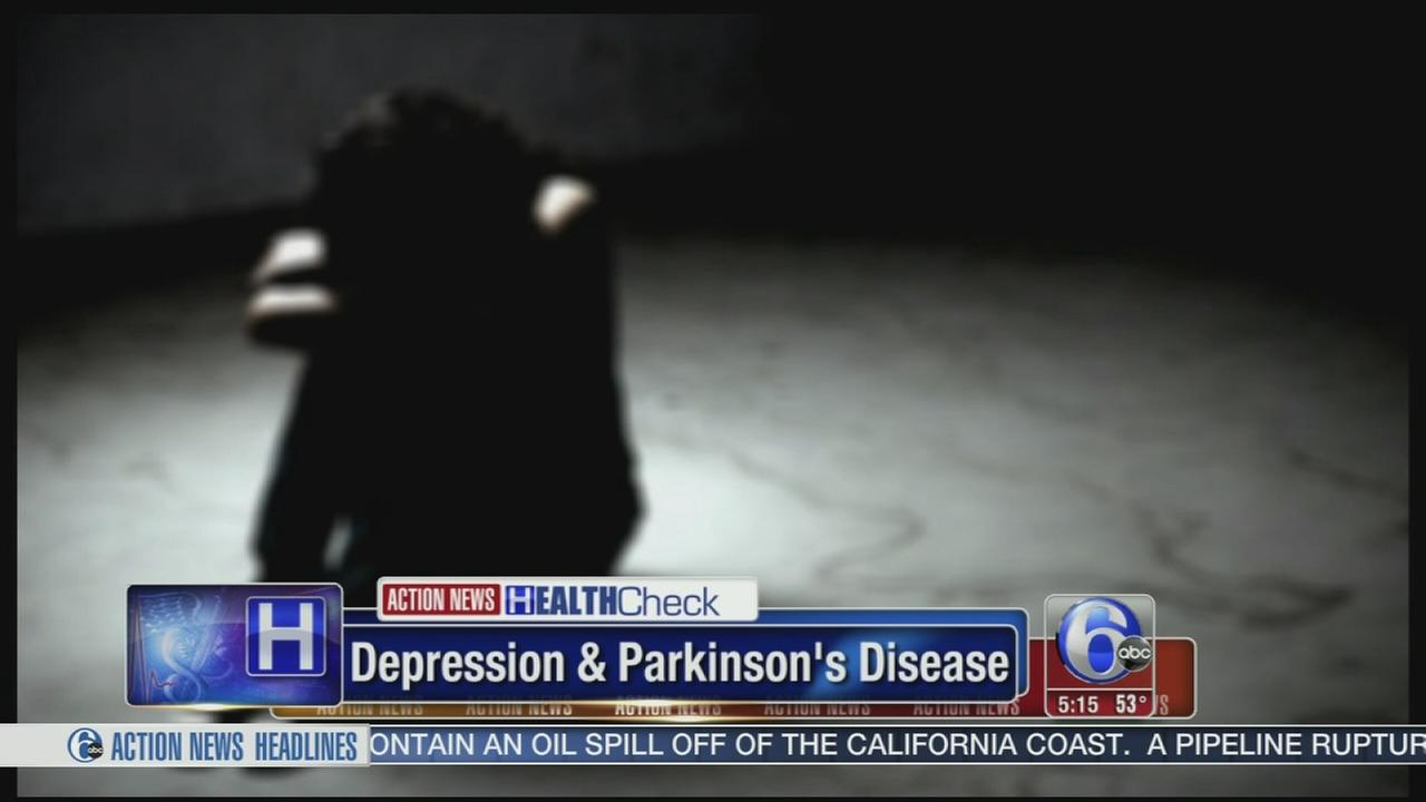 VIDEO: Study looks at link between Parkinsons disease, depression