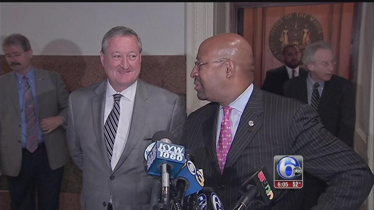 VIDEO: Jim Kenney sits down with Mayor Michael Nutter