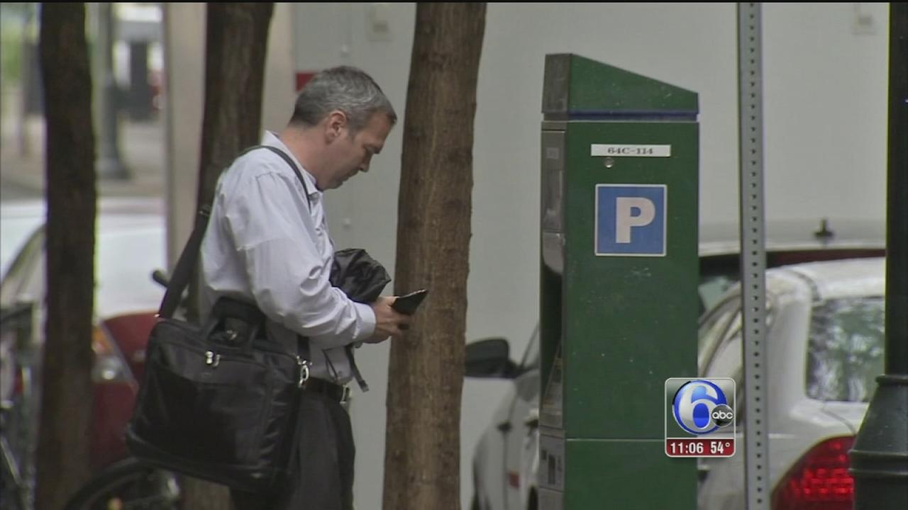 VIDEO: Parking in Philly soon made easy with new app
