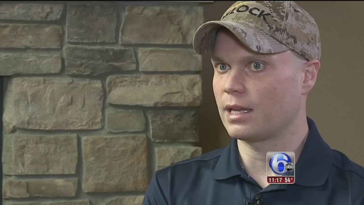 VIDEO: Wounded Pa. trooper recalls ambush shooting