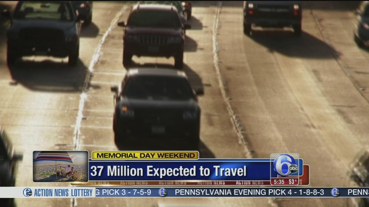 VIDEO: Memorial Day weekend travel outlook