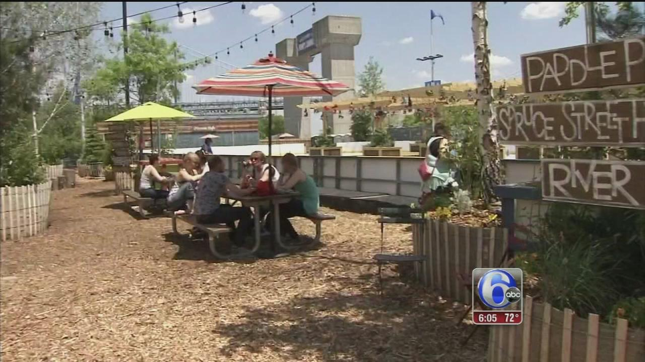 VIDEO: Kick off to Memorial Day weekend in Philly