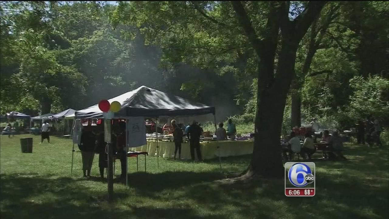 VIDEO: Plenty of holiday weekend fun in Philly