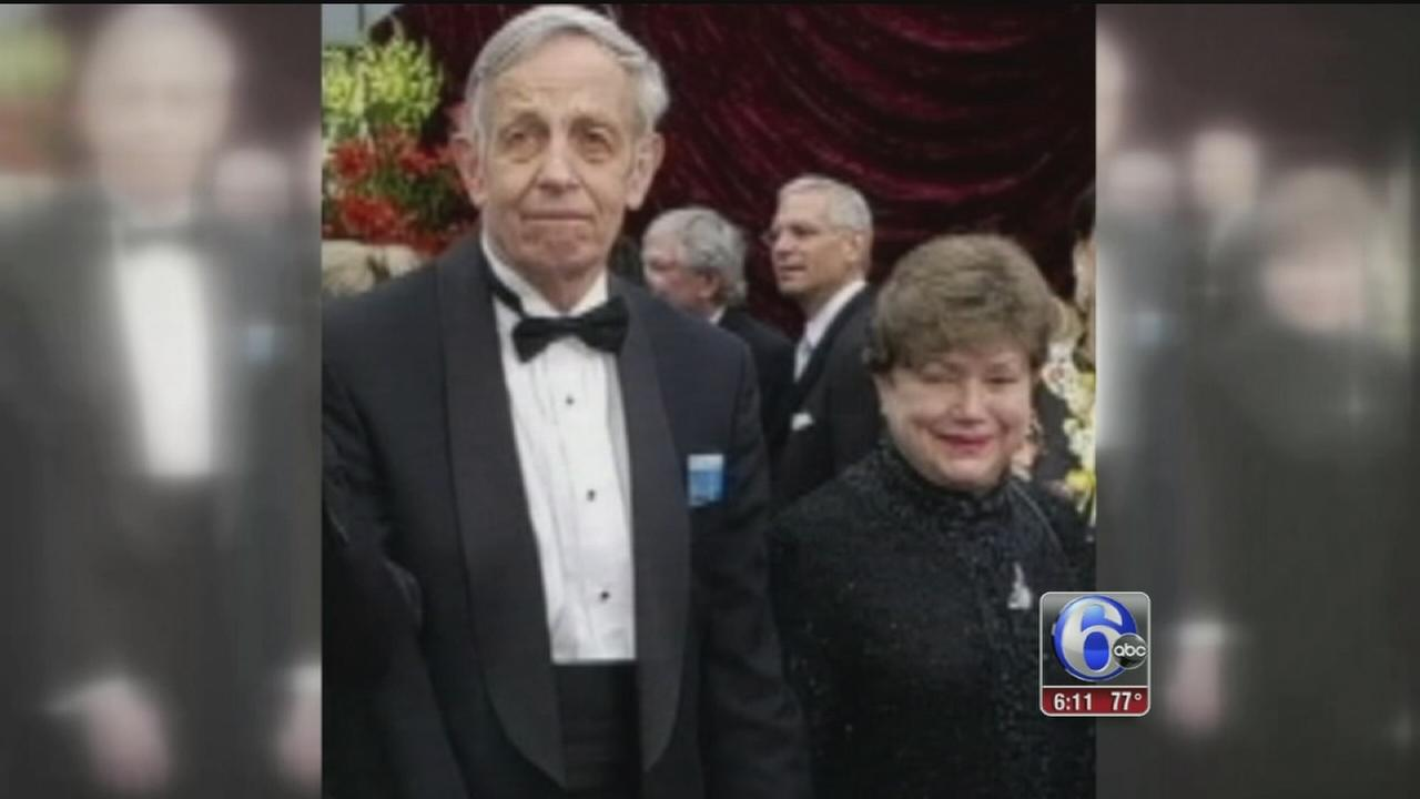 VIDEO: John Nash and wife killed in NJ Turnpike crash