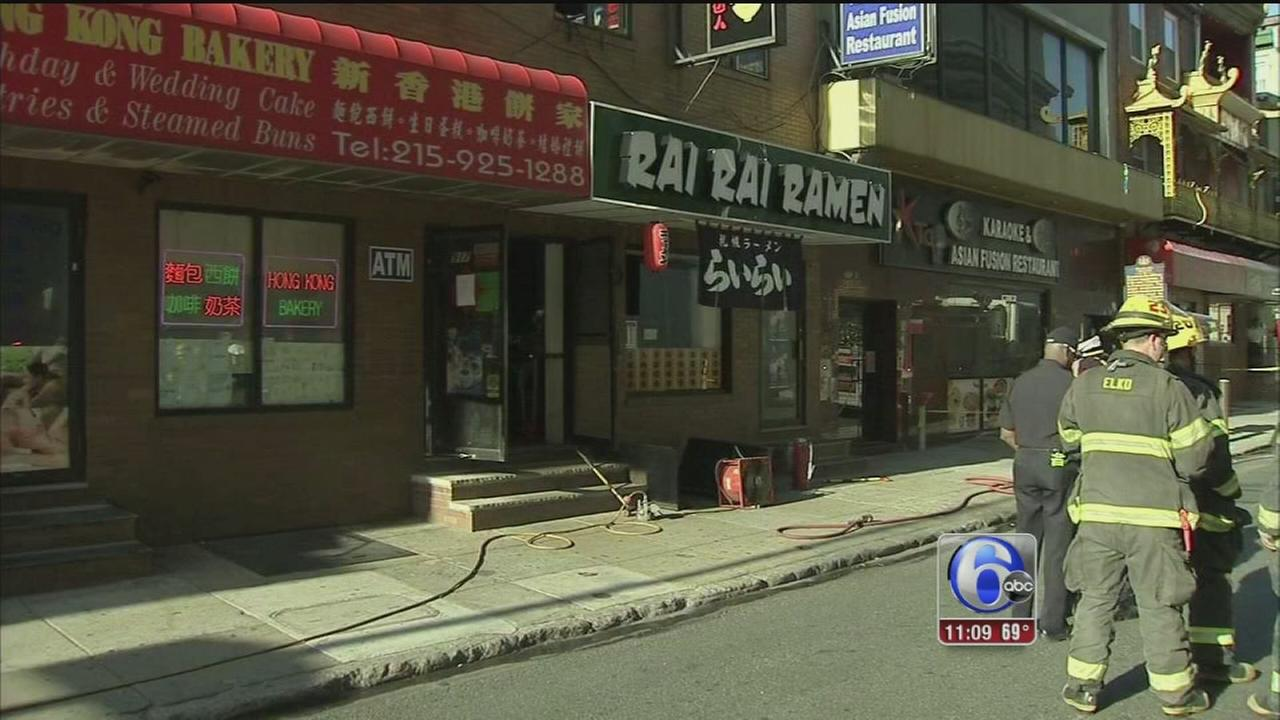 VIDEO: CO forces evacuation of Center City restaurant