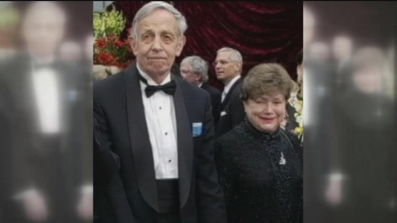 VIDEO: John Nash and his wife killed in NJ crash