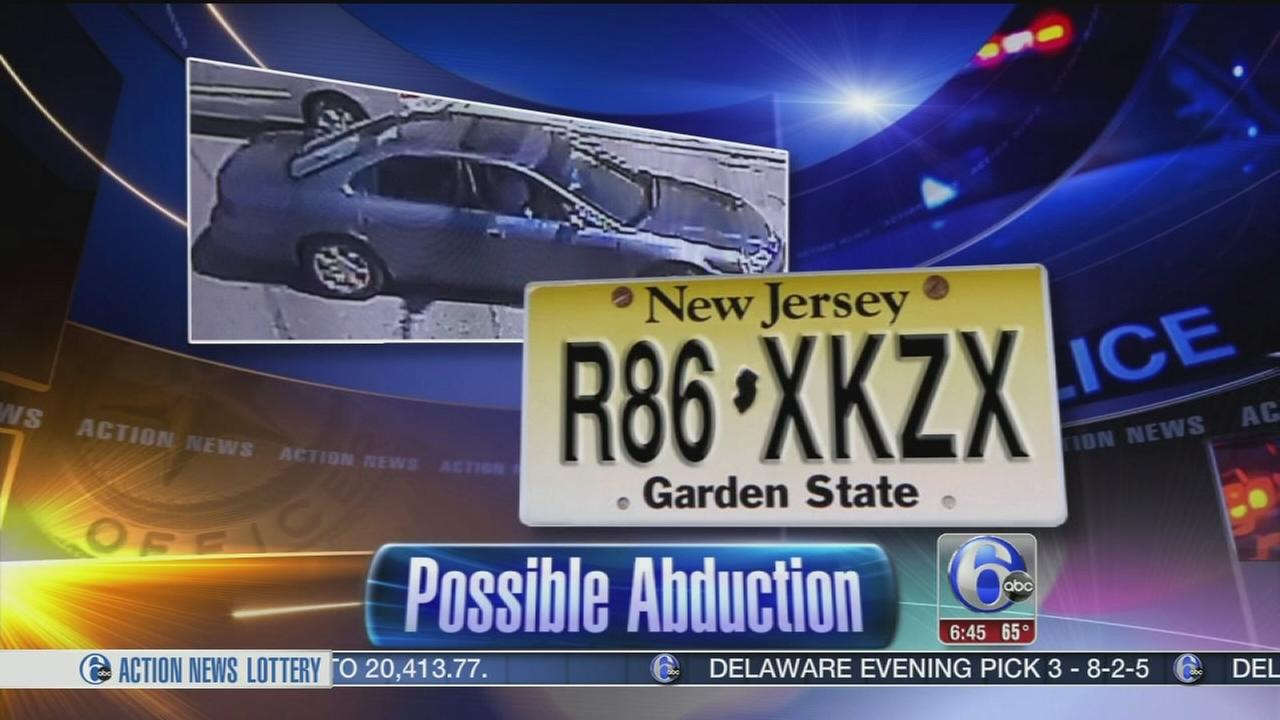 VIDEO: Police investigate possible abduction in Camden