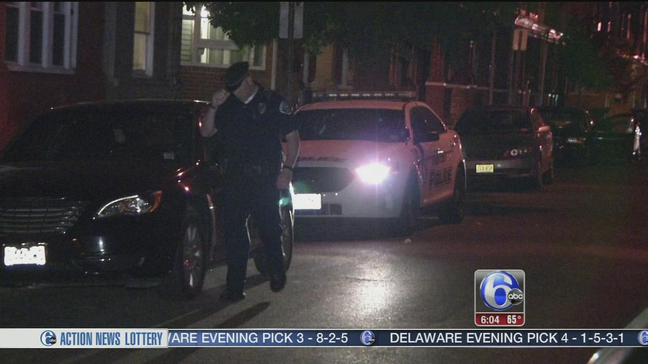 VIDEO: Teen critical in Camden shooting