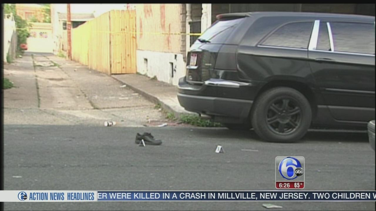 VIDEO: 1 dead in double shooting in Reading, Pa.