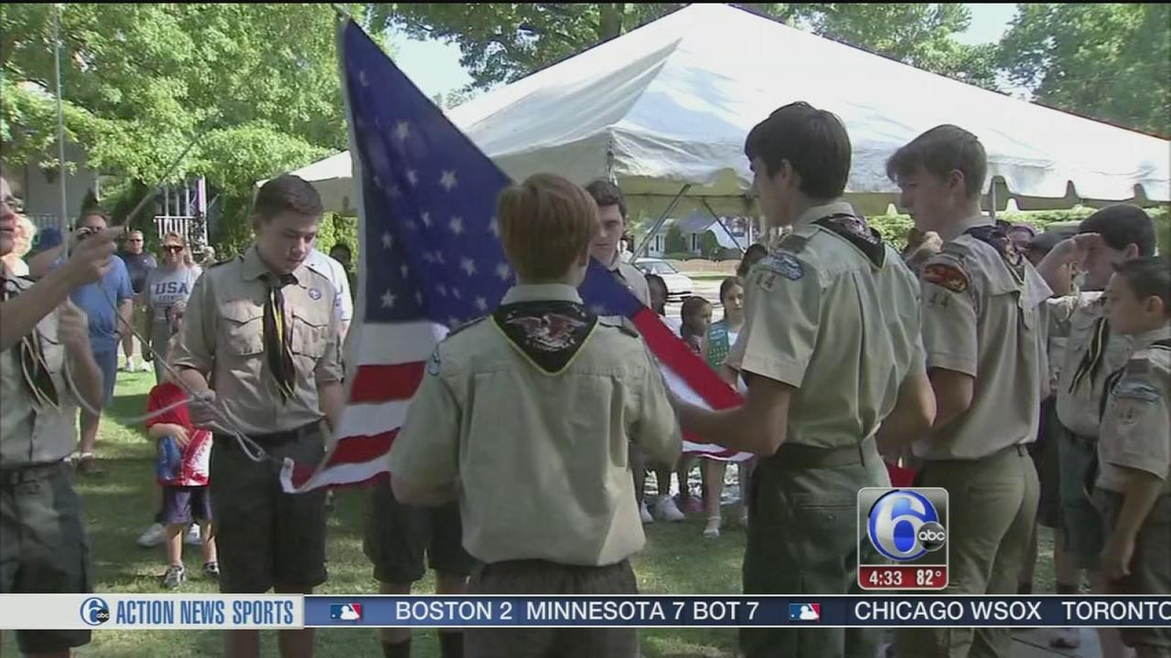 Memorial Day 2015: Center City, Ridley Park, more...