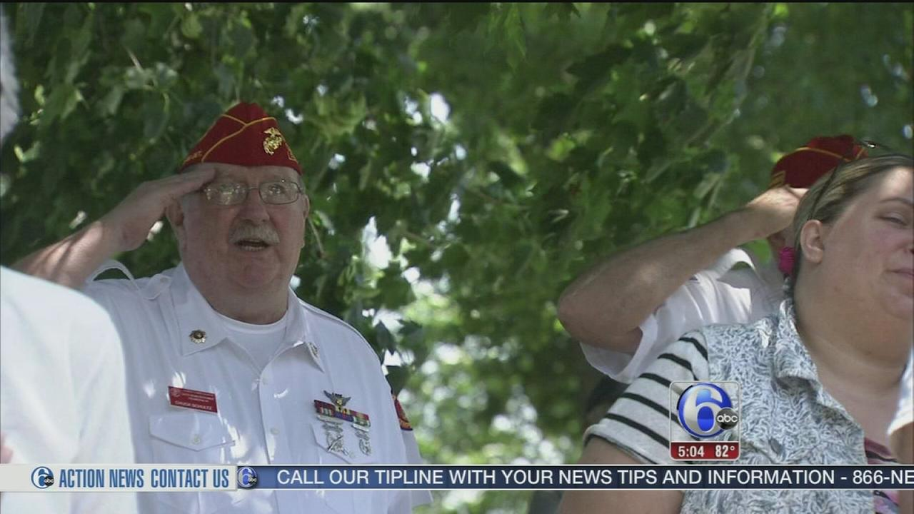Memorial Day 2015: Roxborough, Haddonfield, Hatfield