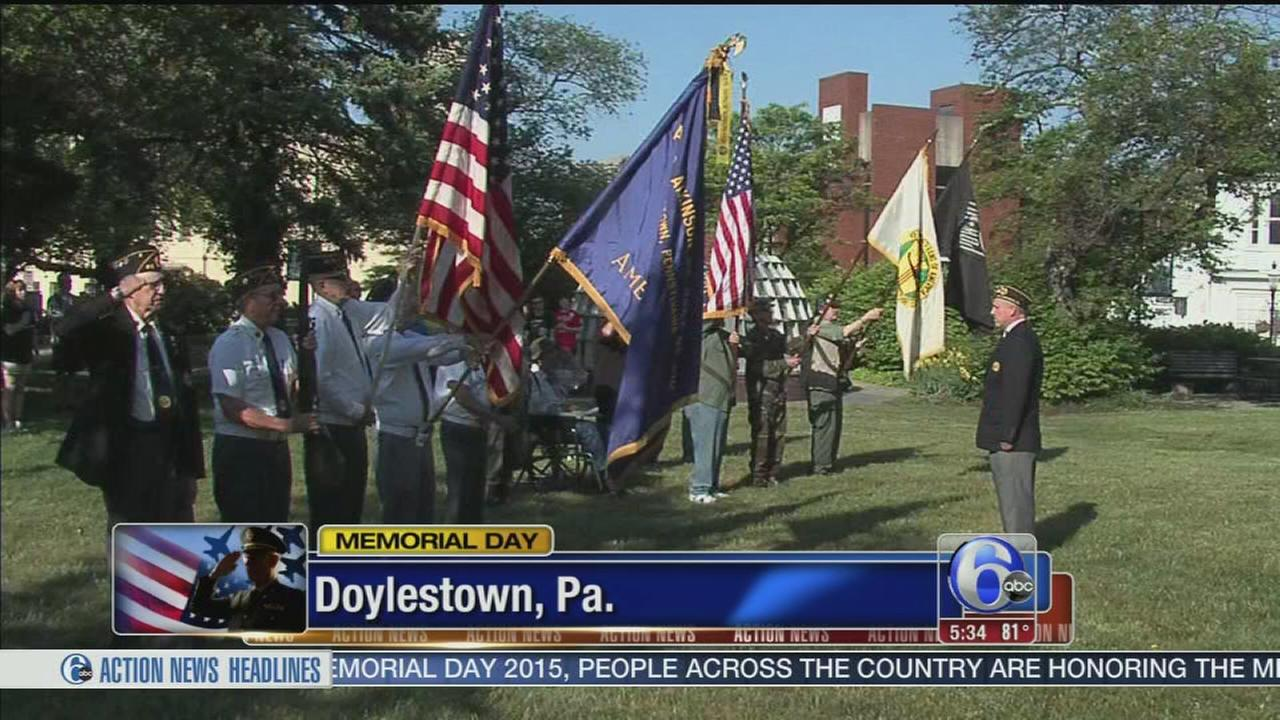 Memorial Day 2015: Doylestown, Media, more?
