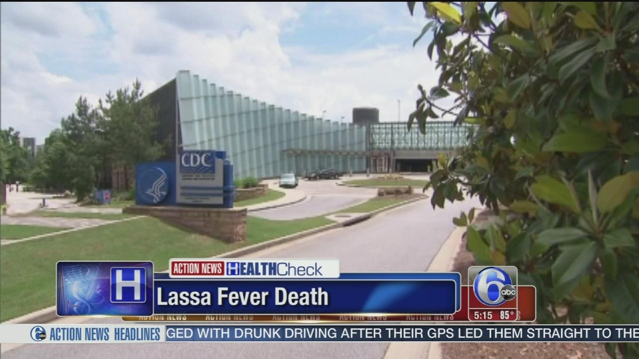 VIDEO: Search is on after man dies of rare fever