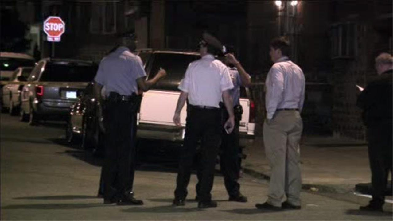 3 men hospitalized after shooting in West Oak Lane
