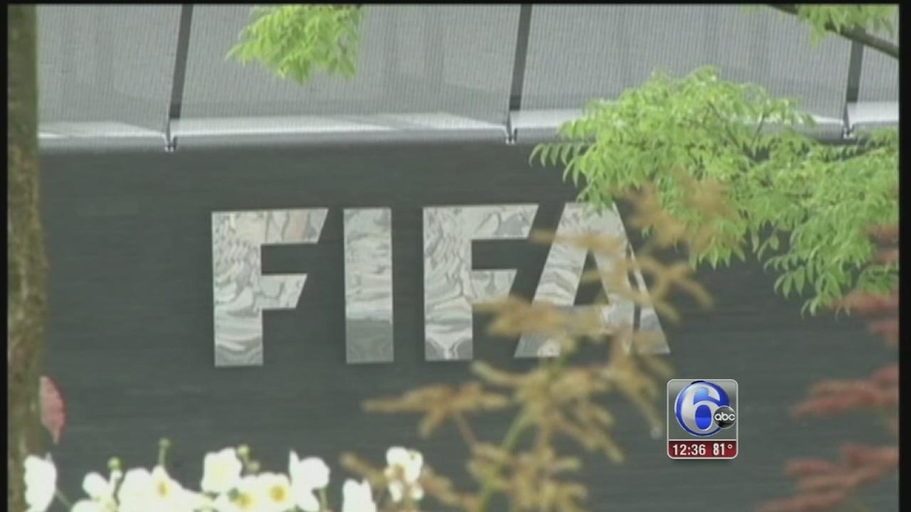 VIDEO: FIFA controversy