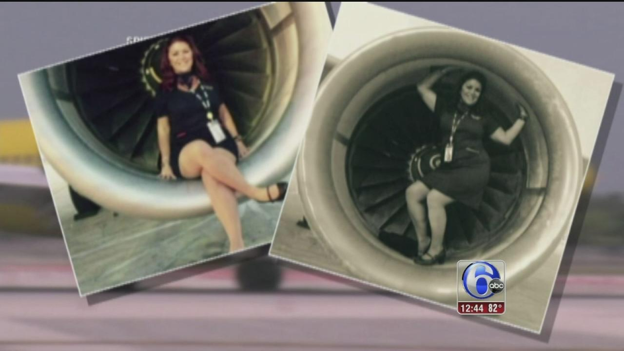 VIDEO: Flight attendant photos