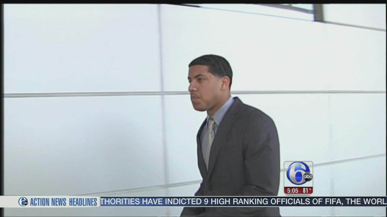 VIDEO: Road rage case begins against son of Allentown police chief
