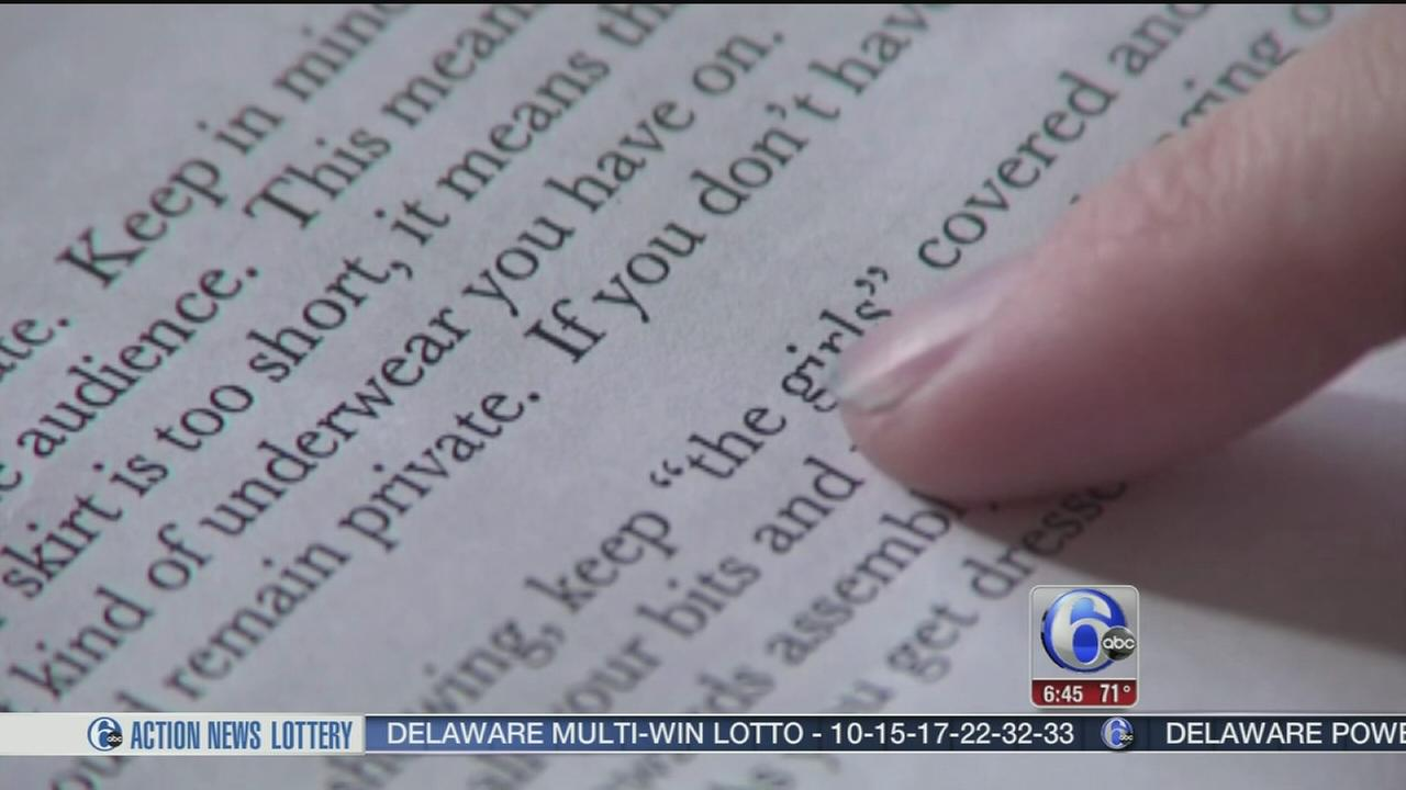 VIDEO: Parent threatens to sue over graduation letter
