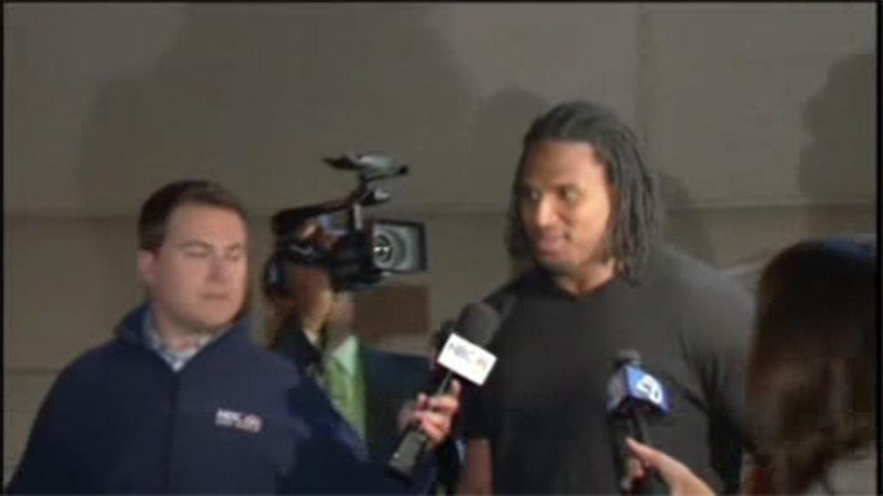 NFL lineman Ray McDonald arrested again