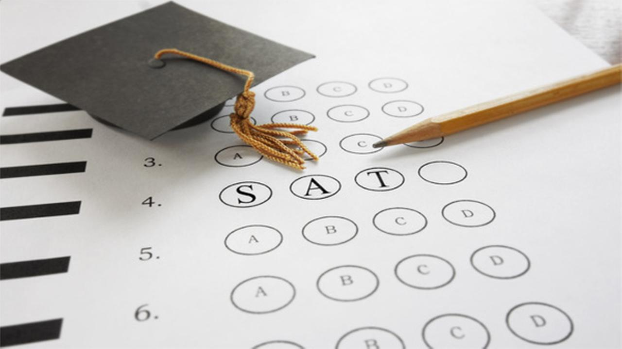 Hundreds of SATs from high school go missing