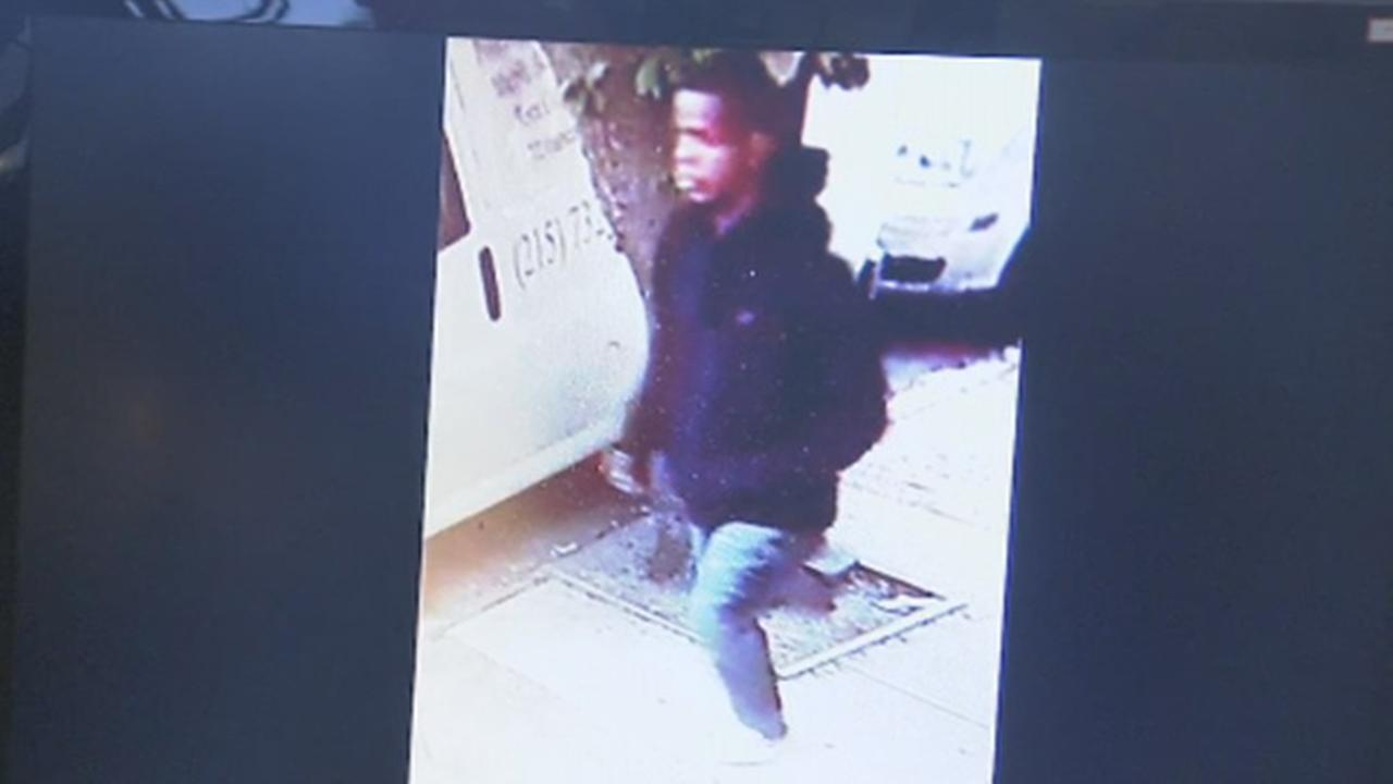 On Thursday Philadelphia police released new images of the man wanted in connection with the assault of a woman in South Philadelphia.