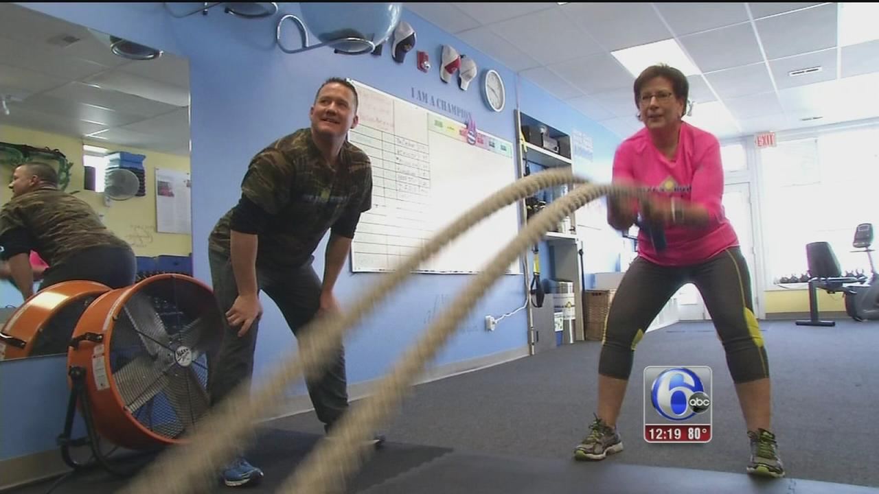 VIDEO: Art of Aging: Fit Nation challenge