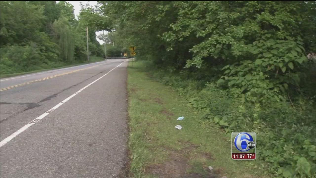 VIDEO: Body found in suitcase in Tinicum Twp.