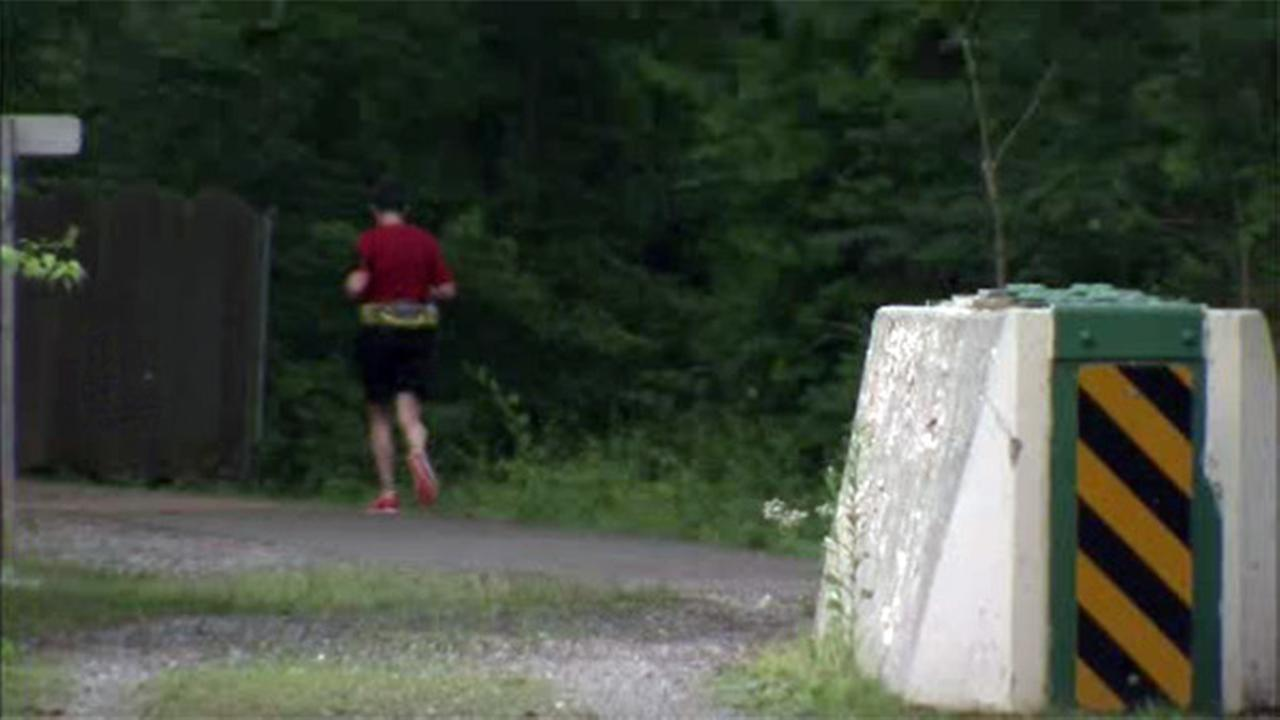 Man exposes self on popular Main Line running trail