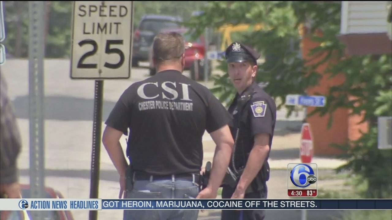 VIDEO: 14-year-old among victims in Chester shooting