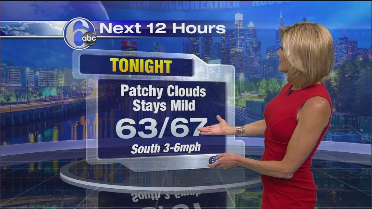 VIDEO: Cecily Tynan and AccuWeather
