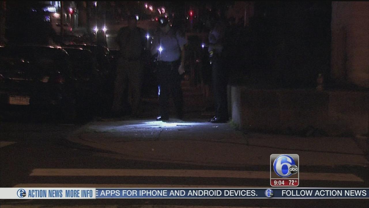 VIDEO: Man shot 4 times in Logan