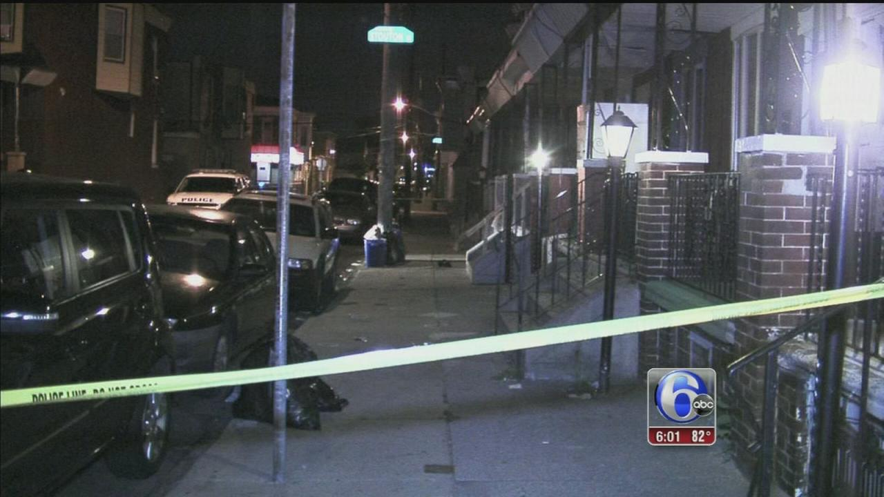 VIDEO: Teen girl struck by bullet in Port Richmond, 2 gunmen sought