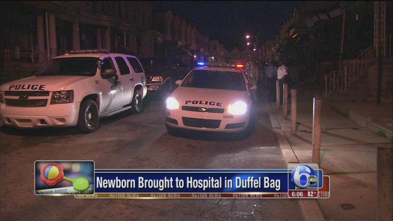 VIDEO: Autopsy scheduled for baby found in duffel bag