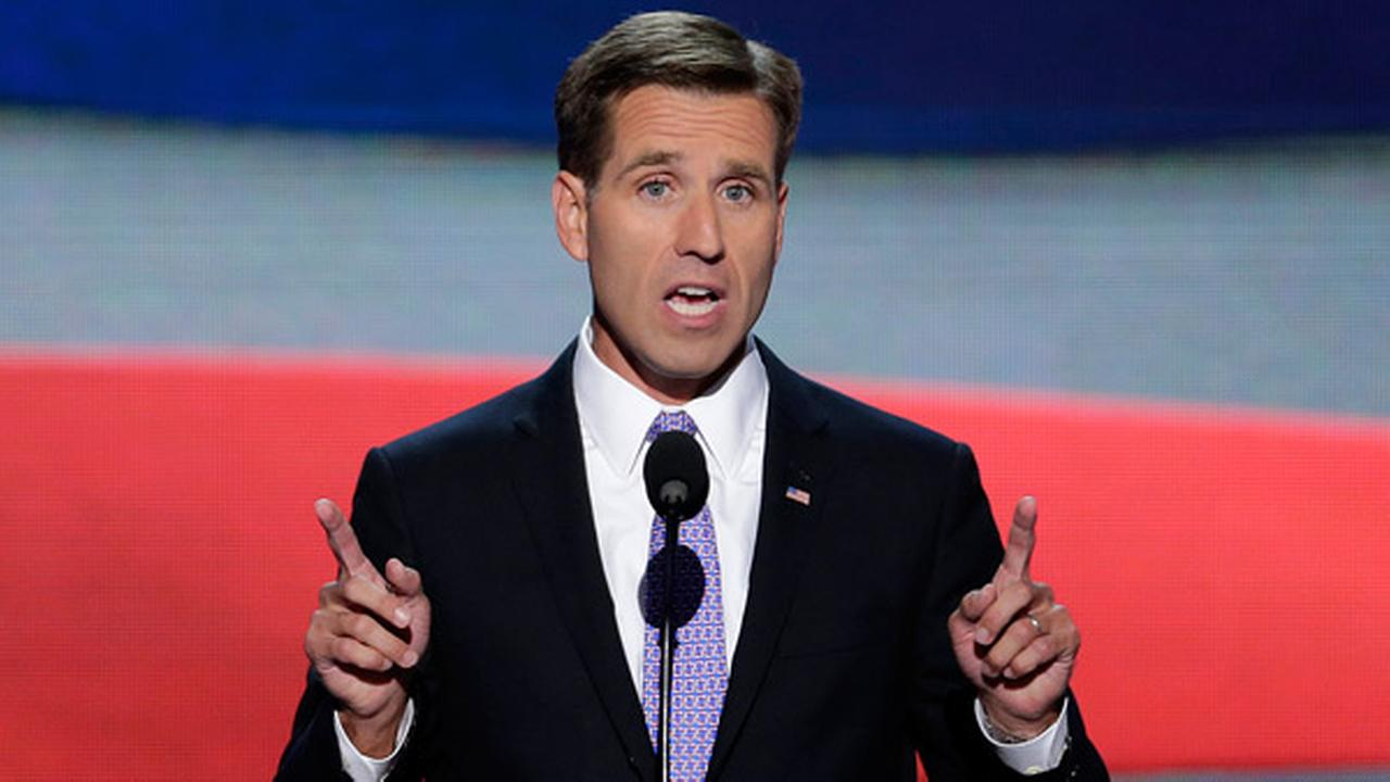 Beau Biden, Attorney General of Delaware and son of Vice President Joe Biden nominates his father for the Office of Vice Presdient of the United States.