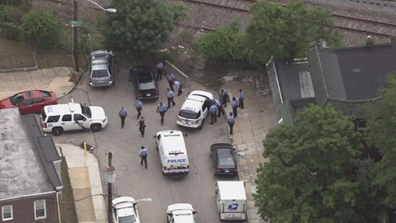 Suspect shot by police in Wynnefield