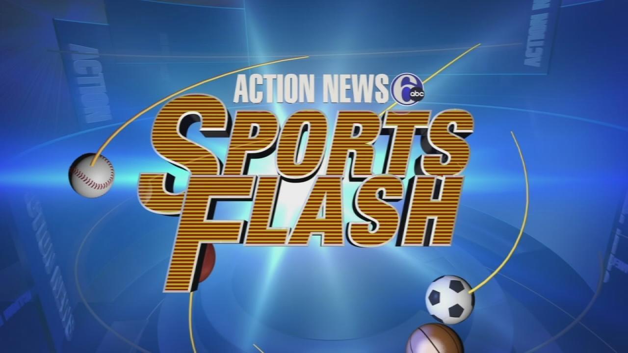 VIDEO: Sports Flash: Wednesday, June 3, 2015