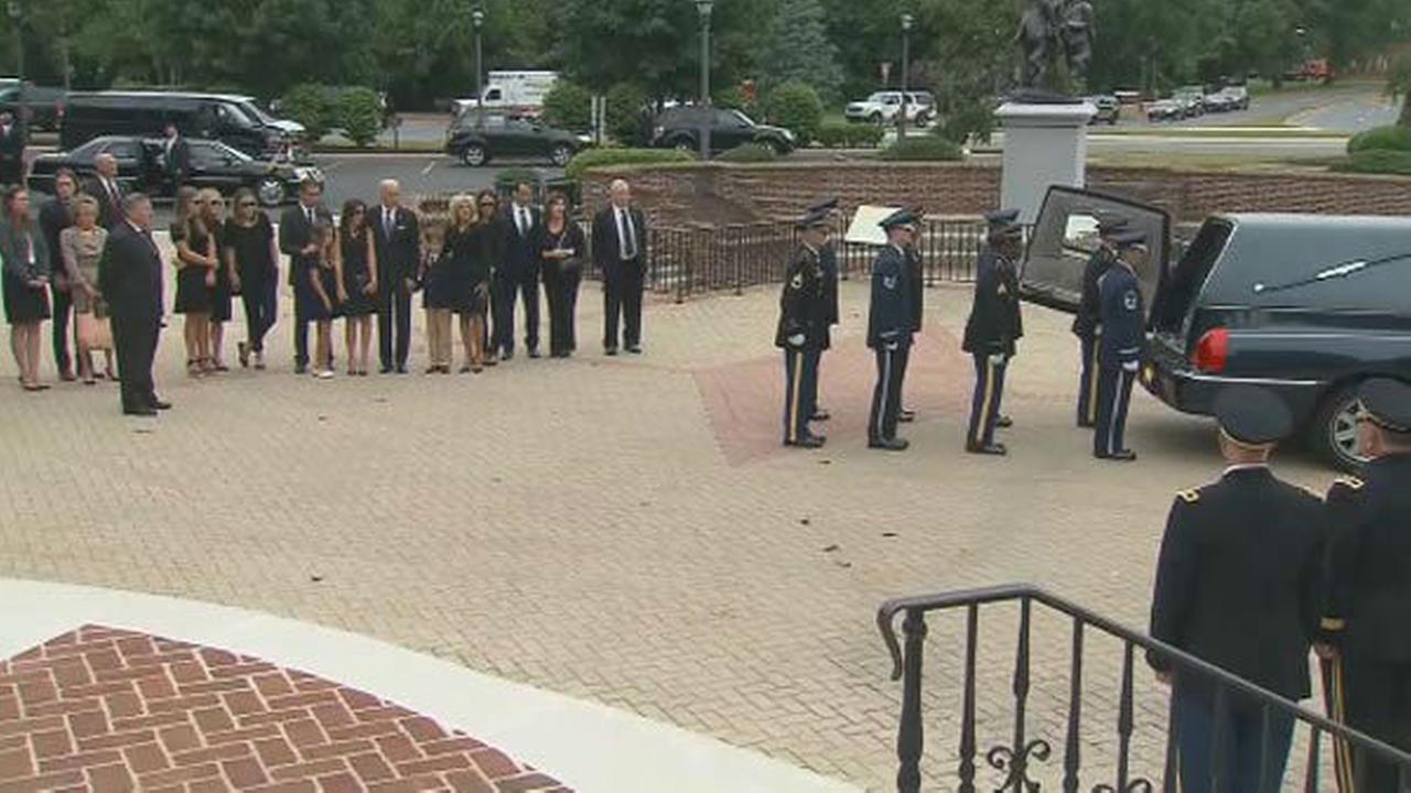 PHOTOS: Beau Biden lies in honor