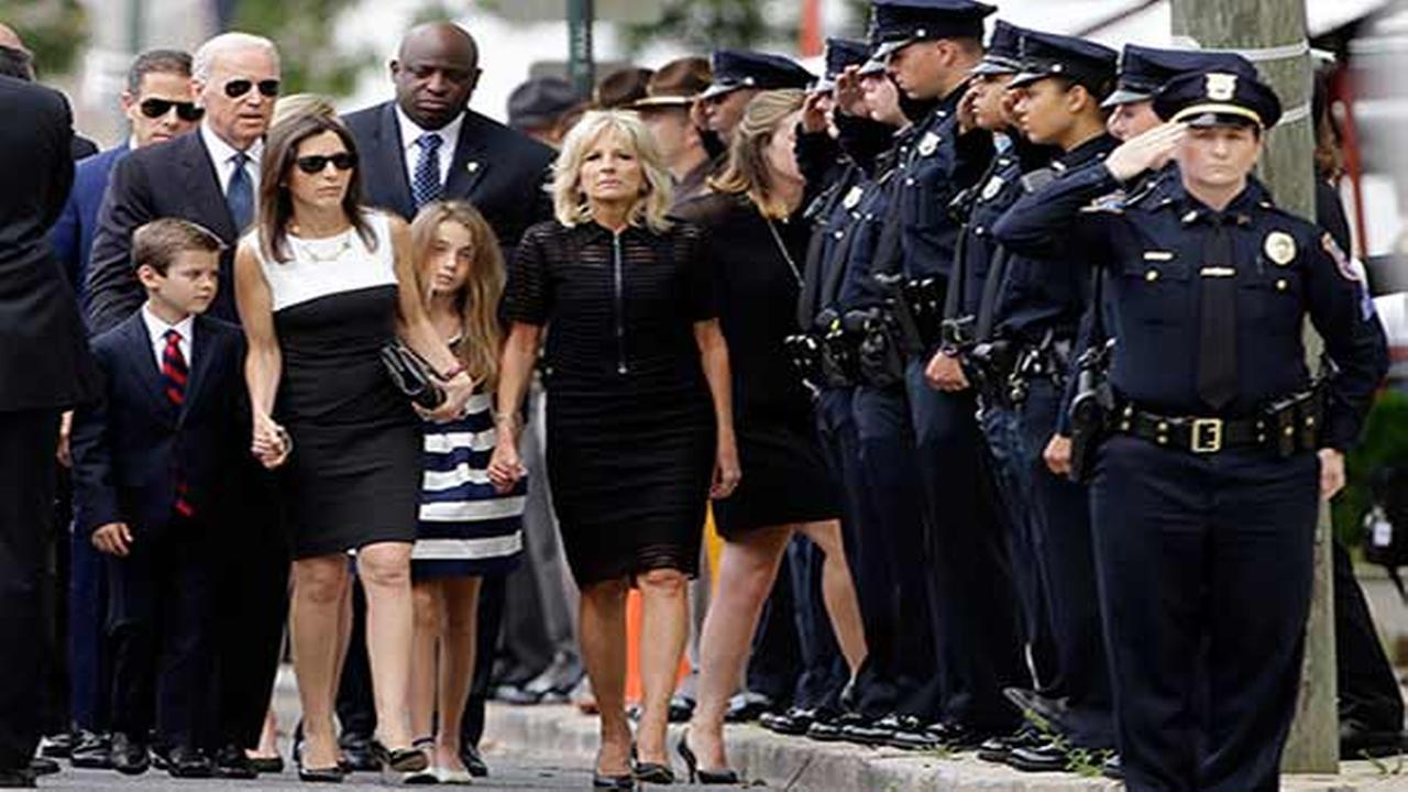 PHOTOS: Funeral for Beau BidenMatt Rourke
