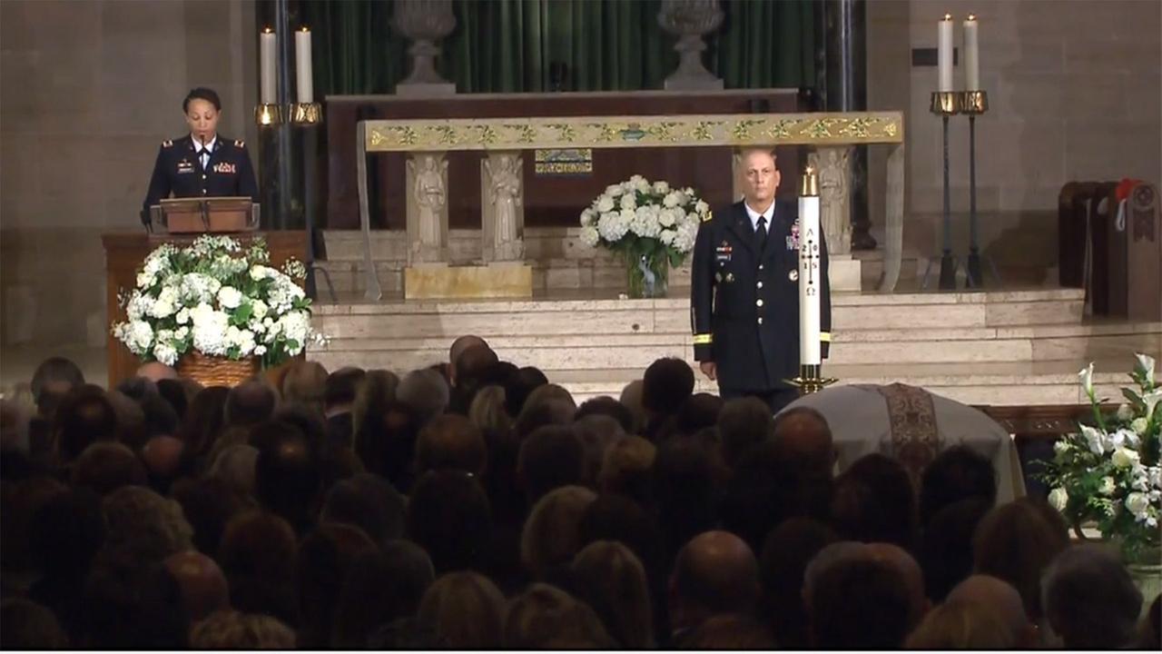 Funeral for Beau Biden