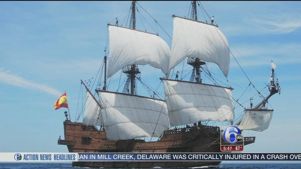 VIDEO: FYI Philly: Tall Ships dinner