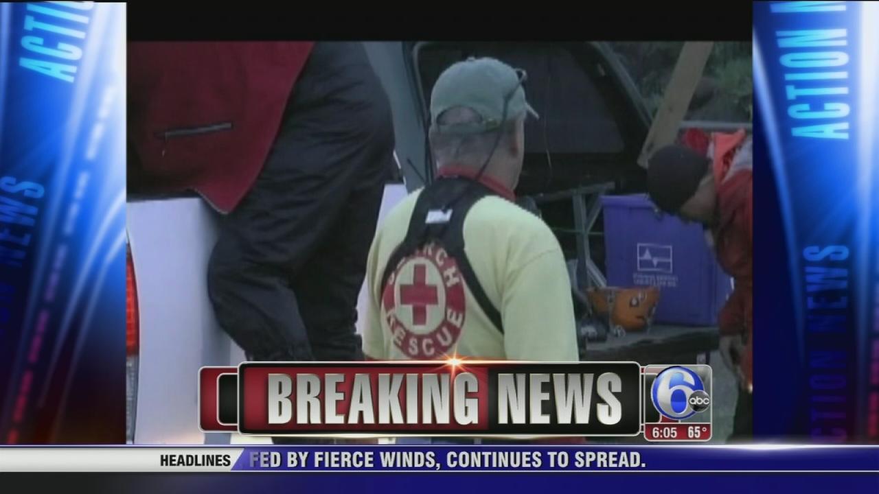 VIDEO: Crews searching for 3 people in Colorado mudslide
