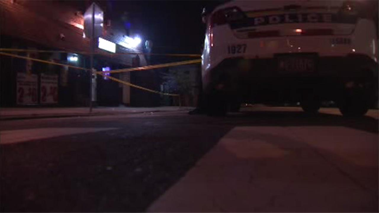 Man injured in drive-by shooting in Overbrook